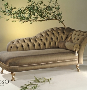 Chaise long Marquesa - 2,09x0,96x0,98